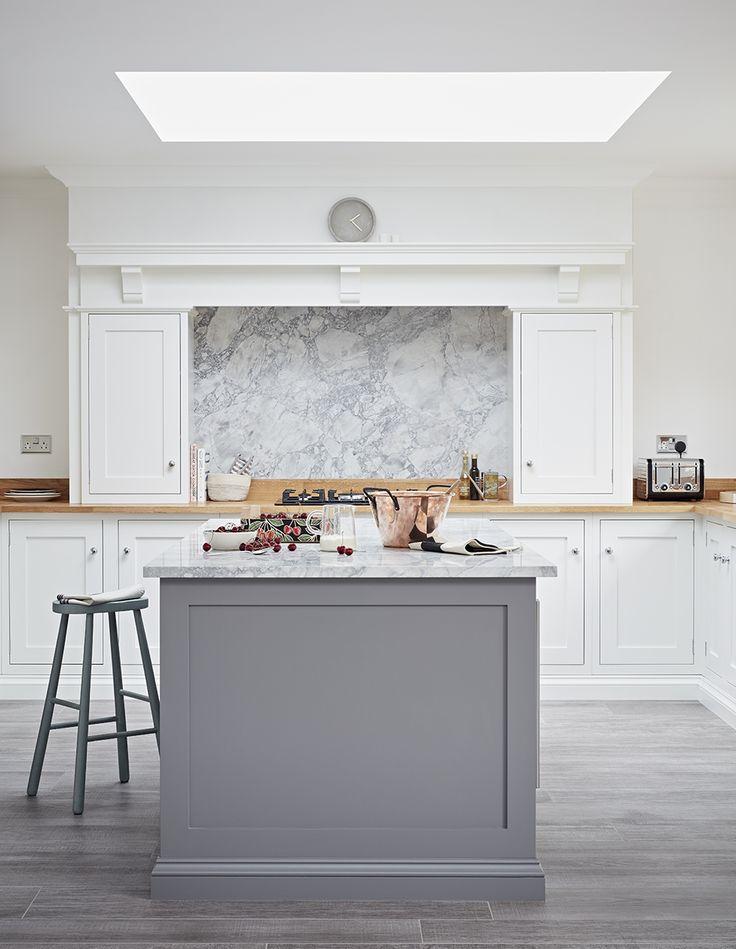 46 best kitchens framed shaker images on pinterest for Kitchen ideas john lewis