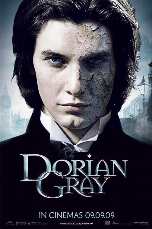 Dorian Gray (2009) Poster.. Haven't seen this movie, but I did read the book years ago