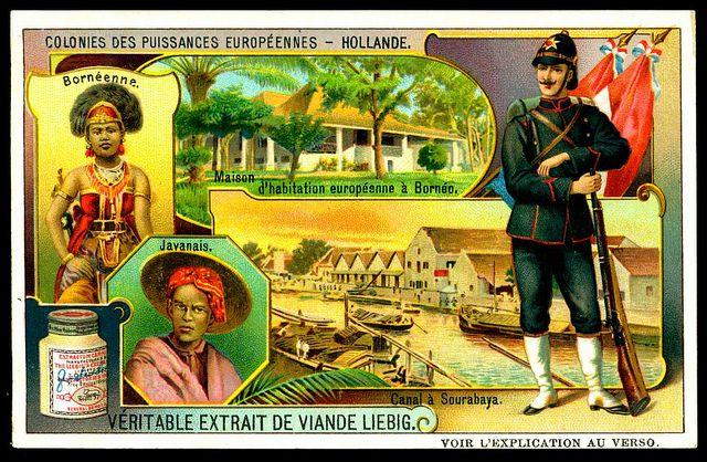 Liebig S989 Dutch Colonies 1910 | Flickr - Photo Sharing!