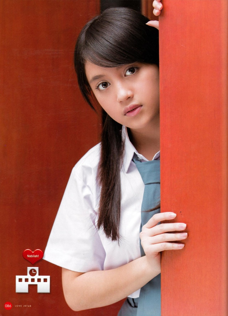 #nabilahjkt48 #member #jkt48 #sister #group #of #akb48 #cute #2013 #asian #art #music #fashion #kawai #cute #school