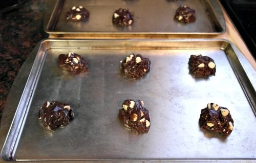 Subway Copycat Double Chocolate Chip Cookies Plus Shortcut Recipe