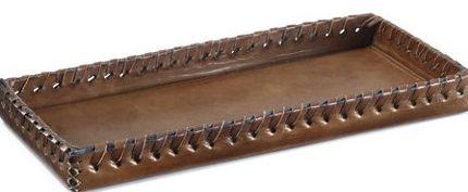 Ralph Lauren Leather Tray