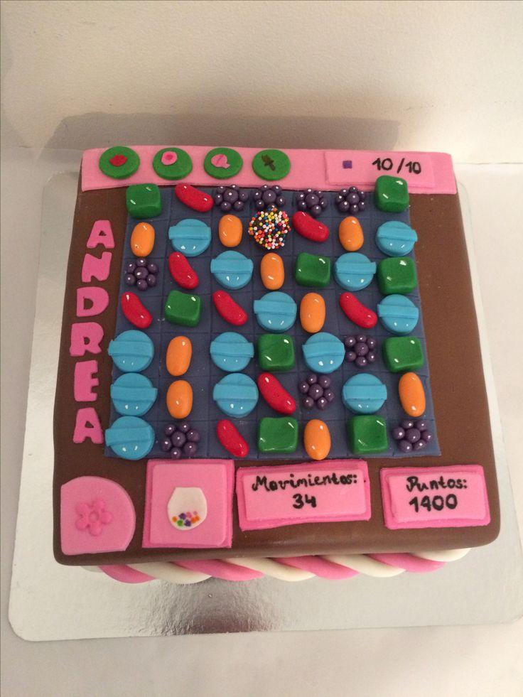 Torta Candy crush Cali, Colombia  Pedidos 318-502-2822