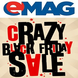Ce reduceri si produse pregateste eMAG de Black Friday 2014 | TimeZ.ro