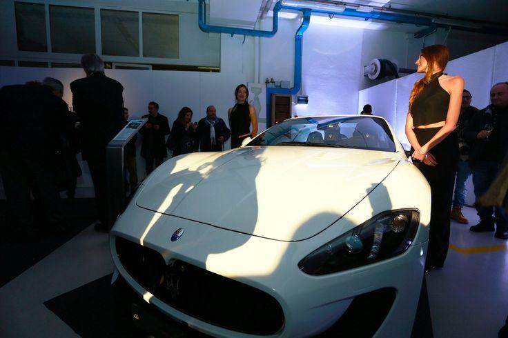Maserati, galà per il nuovo show room1 -http://gazzettadimodena.gelocal.it/modena/foto-e-video/2015/01/22/fotogalleria/maserati-gala-per-il-nuovo-show-room-1.10718175#1