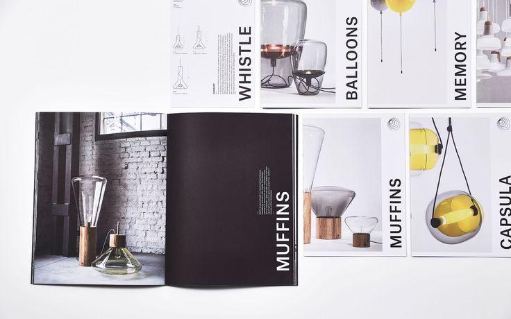 BROKIS - Hi-End glass producer, Lighting manufacturer — Identity