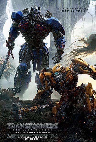 ดูหนัง Transformers: The Last Knight (2017) ทรานส์ฟอร์มเมอร์ส 5 อัศวินรุ่นสุดท้าย และ หนังออนไลน์ hd หนังใหม่ หนังซูม ชนโรง หนังมาสเตอร์ เรื่องอื่นๆได้ที่นี่