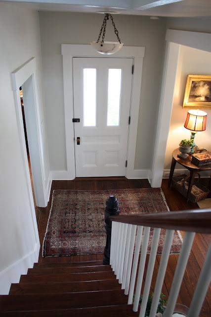 Benjamin Moore Ashwood Gray--i love this color: Hallways, House Ideas, Design Ideas, Living Room, Paint Colors, Wall, Introduction