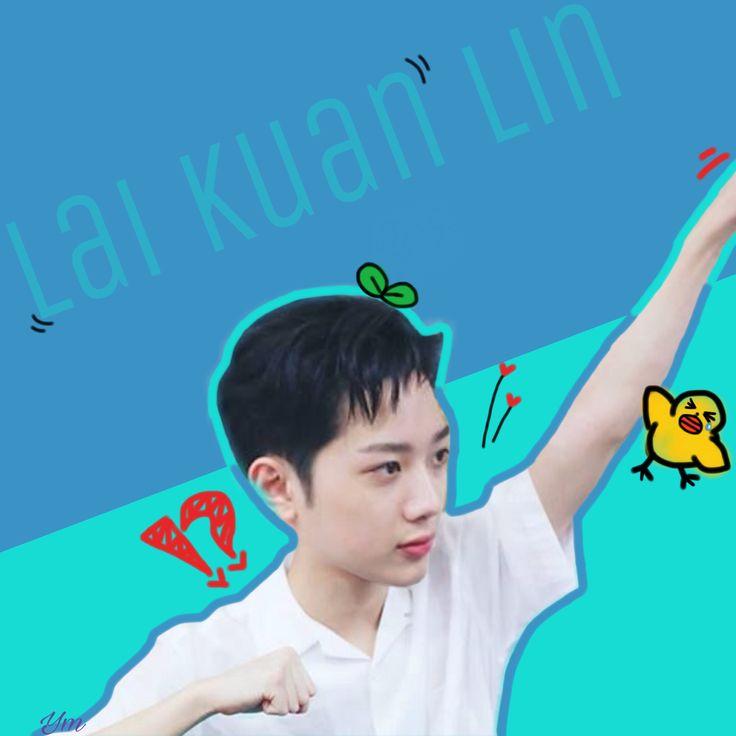 Guan Lin Kuan Lin Lai Guan Lin Lai Kuan Lin Produce 101 season 2 Produce 101 P101s2