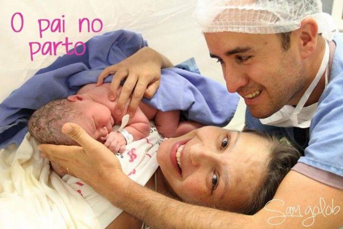 Quem carrega o bebé na barriga é a mãe mas o pai tem um papel muito importante durante a gravidez, o parto, o pós parto e o crescimento do filho. Alguns ho