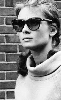 conoce todo sobre el Estilo de Audrey Hepburn: lentes de sol