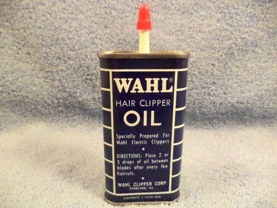 Tondeuse Wahl huile maniable peut