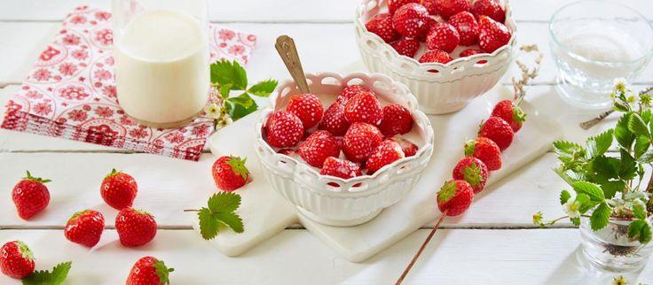 Fristende jordbær