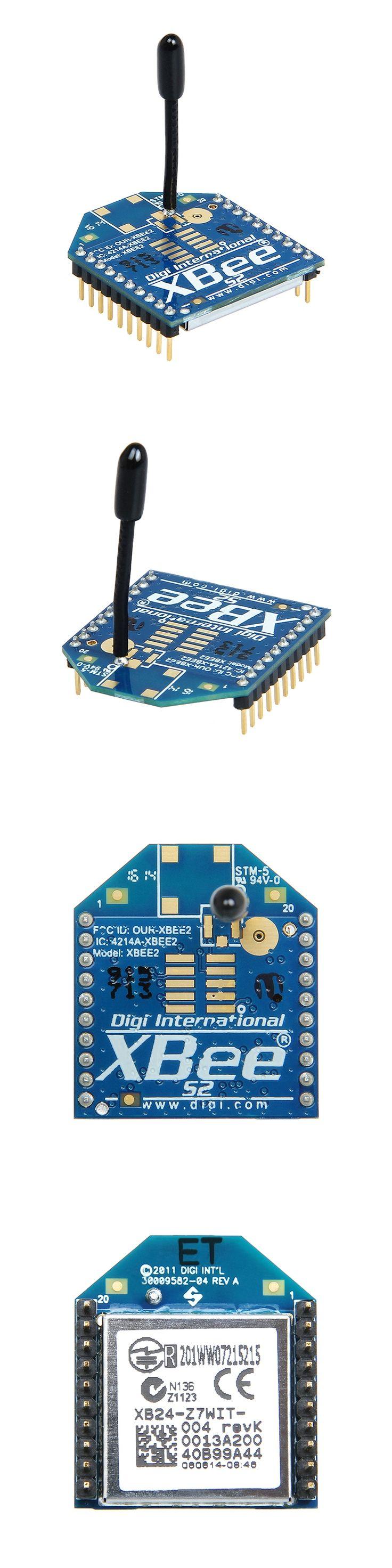 XBee 2mW Wire Antenna - Series 2 ZigBee Mesh sparkfun