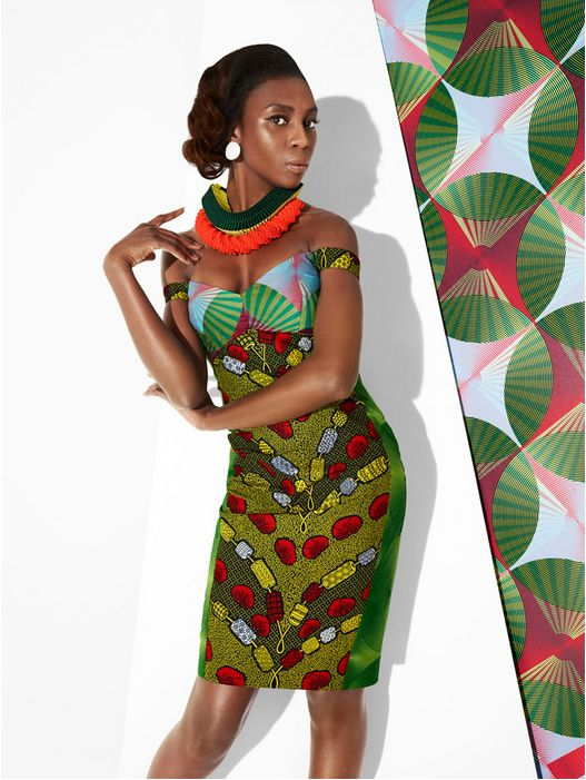 All Things Ankara: Wax Print & Lookbook: Vlisco Fantasia Lookbook