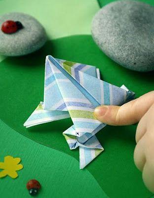Como hacer un sapito para niños | Mimundomanual