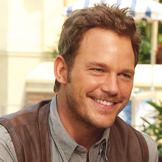 Chris Pratt Awesome Source