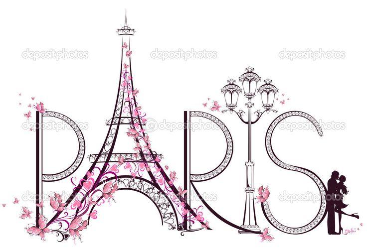 desenhos de paris - Pesquisa Google                                                                                                                                                     More