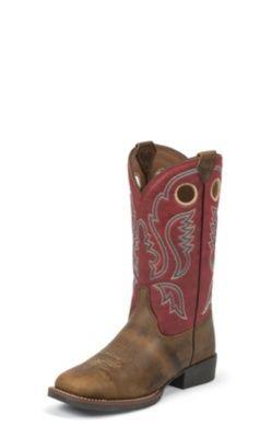 Justin Boots for Kids! Justin, Bent Rail, Kids Western Wear