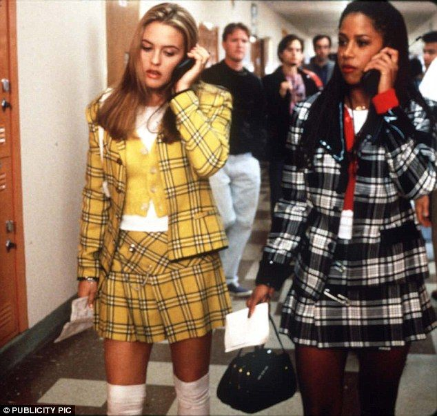 Inspiration for what Tricia and Marcy wear.