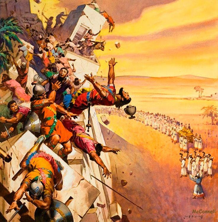 A batalha de Jericó