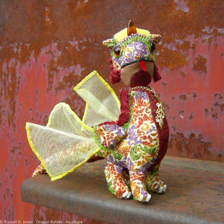 Aquilegia Baby Dragon (6) by russelldjones on DeviantArt
