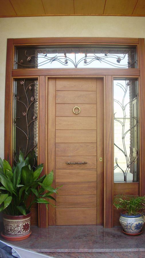 68 mejores im genes sobre puertas principales en pinterest - Puertas entrada principal ...