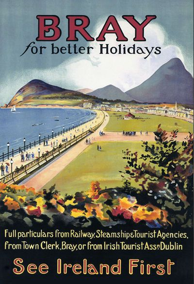 Bray for better holidays