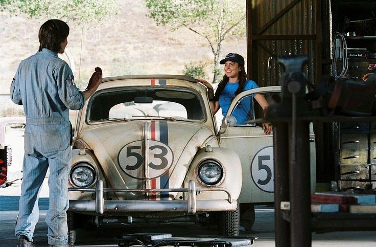 herbie fully loaded | poster pictures 8 poster pictures of herbie fully loaded 2005