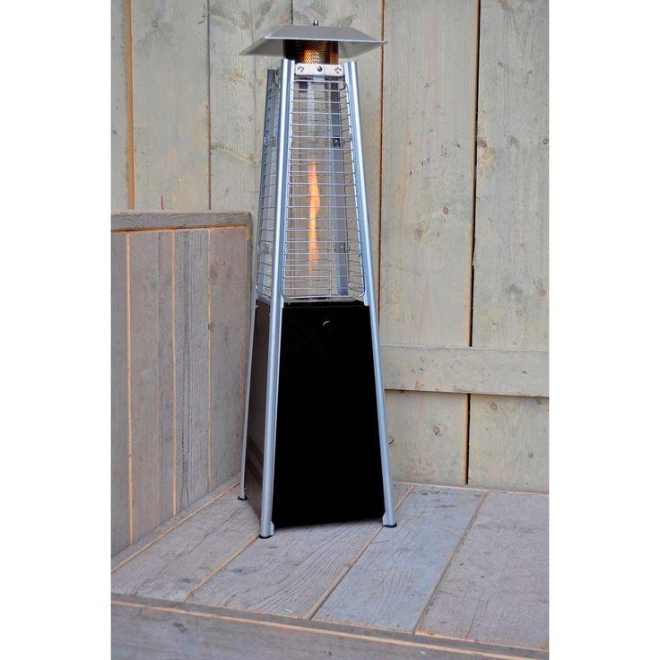 SunRed MPF15B Terrasverwarmer - Zwart - Sunred