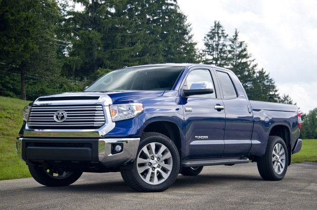 2014 Toyota Tundra gets five grades priced from $25,920*