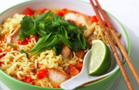 Vemale.com: Mie Kuah Super Pedas