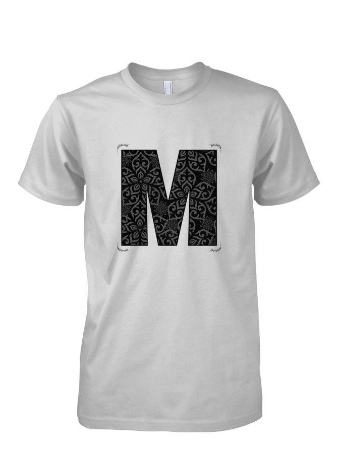 M letter - T-Shirt