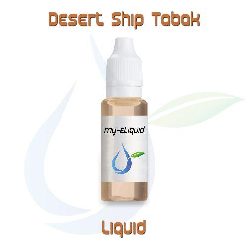 Desert Ship Tabak Liquid | My-eLiquid E-Zigaretten Shop | München Sendling