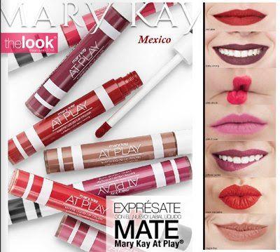 Catalogo de Cosméticos Mary Kay The Look, mayo y junio 2016 Mexico. Conoce el maquillaje de moda juvenil.