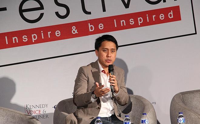 Her Pramtama @ Entrepreneur Festival 2013