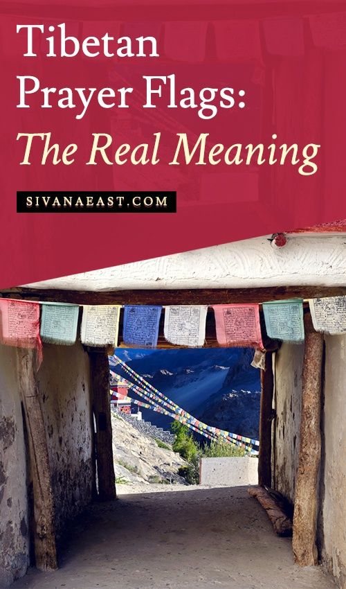 Tibetan prayer flags are more than just a piece of art: their spiritual and culture meaning is timeless and powerful.
