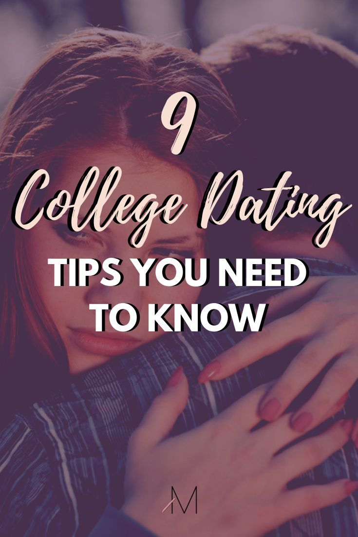 Dating på college 9 tips