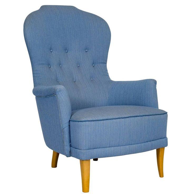 Carl Malmsten Lounge Chair