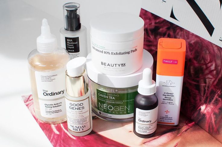 """Still playing catch-up with the #ABmidyearstashchallenge. Day 6 of the challenge is actives and acids. For me that includes the ABCs of skincare: AHAs BHAs and Vitamin C! Ever since I discovered the magic of chemical exfoliation I've never looked back ___ If you wanna learn more I recommend reading the AB subreddit. Reddit's own search functions are shit so googling """"AHA asian beauty reddit"""" will yield better results. Cause of character limits I didn't include any reviews. If you've got ?s…"""