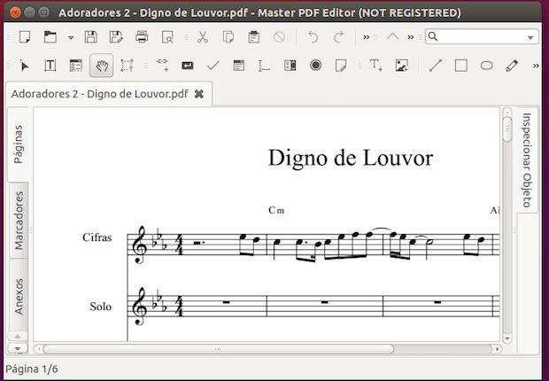 Se você está precisando editar arquivos PDF no Linux e não encontra o aplicativo certo para isso então precisa conhecer e experimentar o Master PDF Editor.  Leia o restante do texto Editar arquivos PDF no Linux com Master PDF Editor  from Editar arquivos PDF no Linux com Master PDF Editor