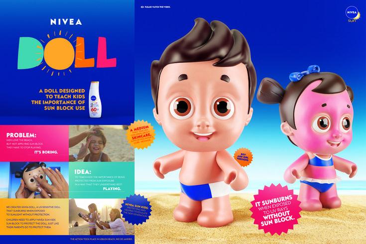 Nivea Doll - Nivea