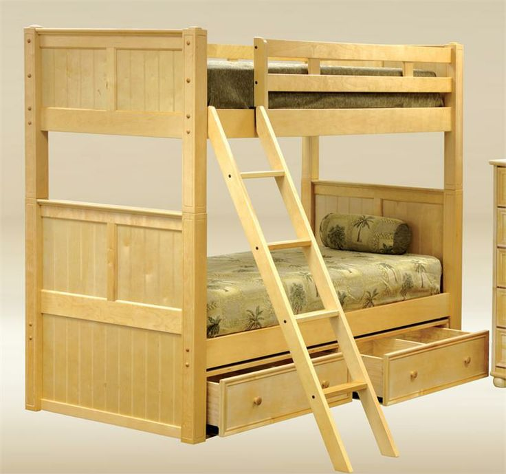 10 Best images about bunk bed ideas on Pinterest  Loft beds, Child bed and Triple bunk beds