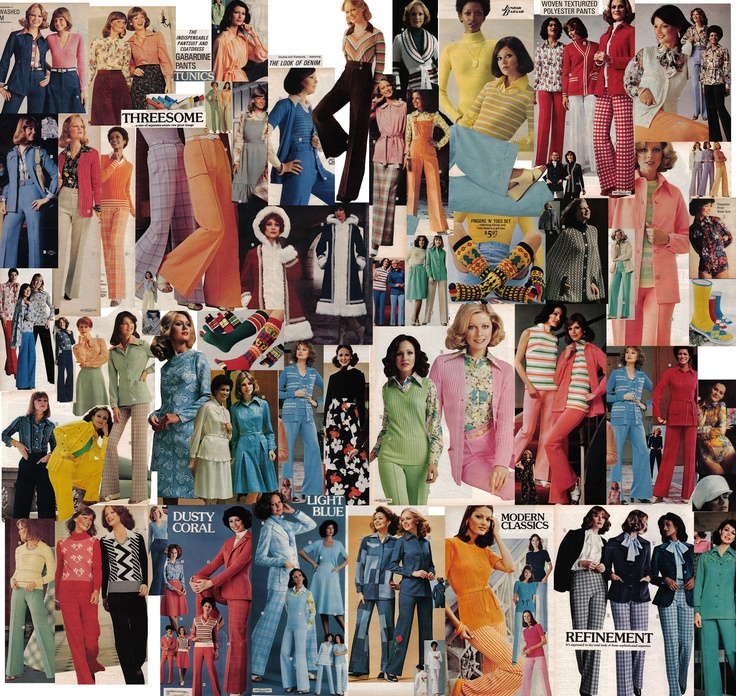 retro fashion collage wwwpixsharkcom images