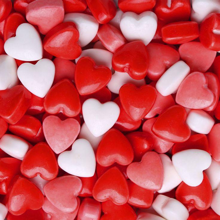 Porque el amor es el lenguaje universal, ¡que lluevan corazones!