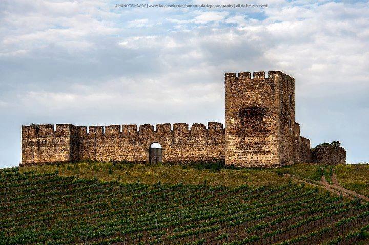 Castelo de Valongo, Portugal