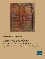 Geschichte des Möbels | Koeppen / Breuer | Buch (Cover)