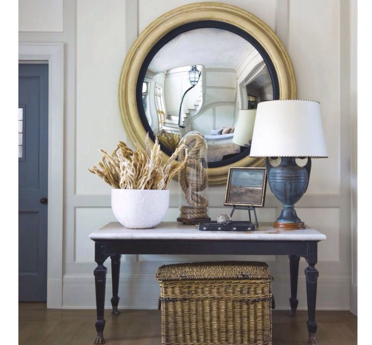 20 Best Images About Entryway Mirror Decoration On
