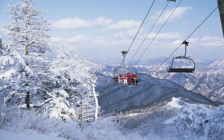 The Amazing Ski Resort Off Highway 50