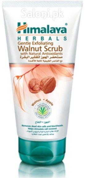 HIMALAYA HERBALS GENTLE EXFOLIATING WALNUT SCRUB 75 ML Saloni™ Health